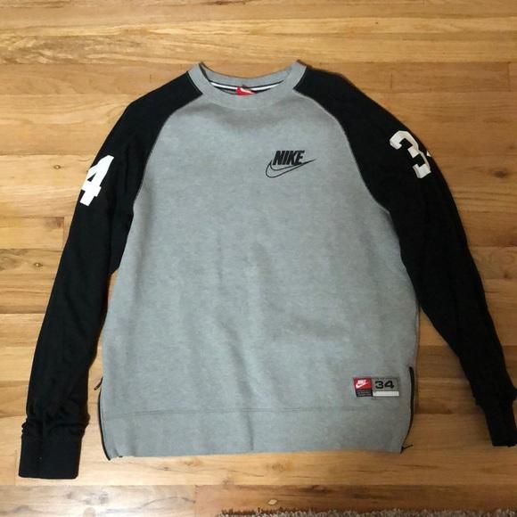 reputable site 17fba d1422 New Nike Crewneck Sweatshirt- Bo Jackson